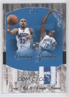 Dwight Howard, Grant Hill (Dwight Howard Jersey) /150
