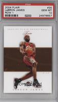 Lebron James [PSA 10] #5/100