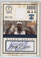 Baron Davis /25