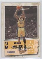 Reggie Miller /50