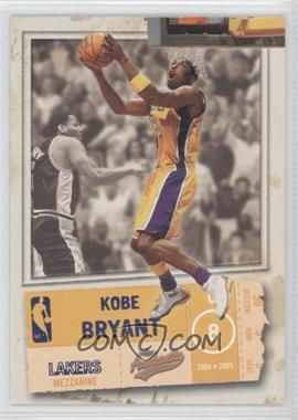 2004-05 Fleer Authentix Mezzanine #17 - Kobe Bryant /50