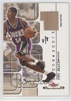 Ray Allen (01-02 Maximum Floor Score) /8