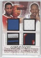 Tracy McGrady, Steve Francis /25