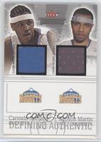 Carmelo Anthony, Kenyon Martin /99