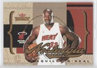 Shaquille O'Neal /92