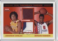 Anderson Varejao, Bernard Robinson /75