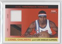 Lionel Chalmers /50