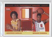 Anderson Varejao, Bernard Robinson