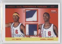 J.R. Smith, Dorell Wright