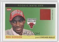 Ben Gordon /100