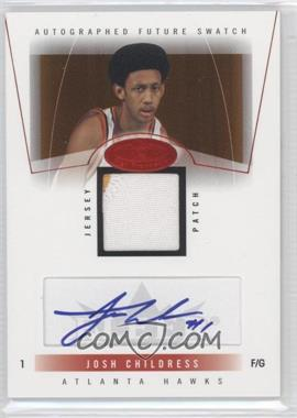 2004-05 Hoops Hot Prospects Red Hot #74 - Josh Childress /50