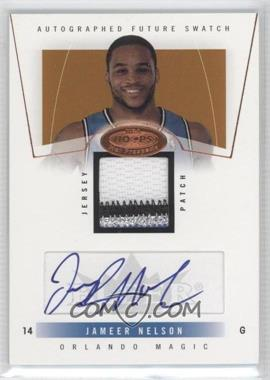 2004-05 Hoops Hot Prospects #86 - Jameer Nelson /350