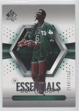 2004-05 SP Authentic - [Base] #91 - Bill Russell /2999