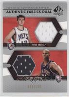 Nenad Krstic, Richard Jefferson /100