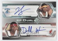 Dorell Wright, J.R. Smith