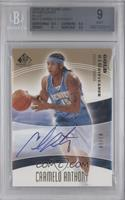 Carmelo Anthony /10 [BGS 9]
