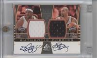 Lebron James, Carlos Boozer /50