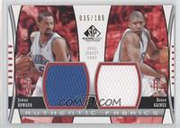Juwan Howard, Reece Gaines /100