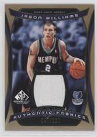 Jason Williams /100
