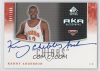 Kenny Anderson /100