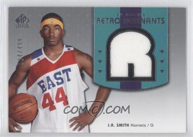 2004-05 SP Signature Edition - [Base] #115 - J.R. Smith /499