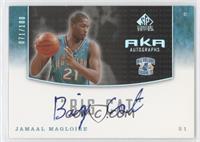Jamaal Magloire /100