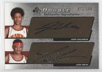 Josh Childress, Josh Smith /100