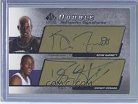 Kevin Garnett, Dwight Howard /25