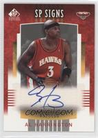 Al Harrington /100