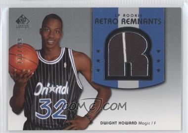 2004-05 SP Signature Edition #101 - Dwight Howard /499