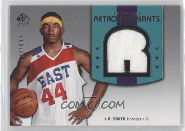 2004-05 SP Signature Edition #115 - J.R. Smith /499