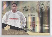 Andre Barrett /25