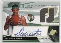 Delonte West /25