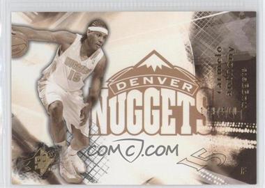 2004-05 SPx - [Base] - Throwback Variation #19 - Carmelo Anthony /500
