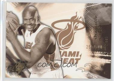 2004-05 SPx - [Base] - Throwback Variation #43 - Shaquille O'Neal /500