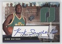 Kirk Snyder