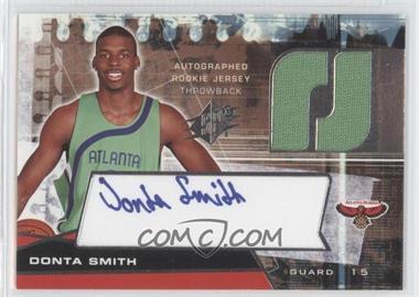 2004-05 SPx Throwback Variation #138 - Donta Smith