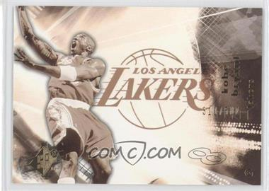 2004-05 SPx Throwback Variation #37 - Kobe Bryant /500