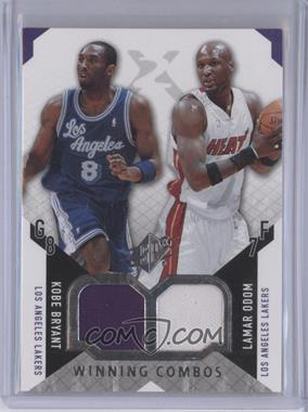 2004-05 SPx Winning Combos #WC-BO - Kobe Bryant, Lamar Odom