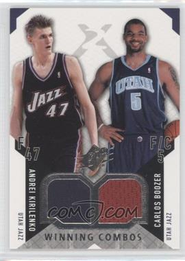2004-05 SPx Winning Combos #WC-KB - [Missing]