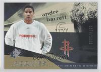 Andre Barrett /1999