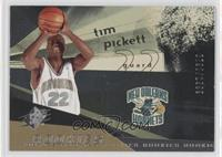 Rookies - Tim Pickett /1999