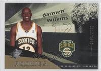 Rookies - Damien Wilkins /1999