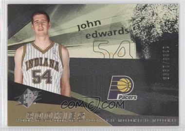 2004-05 SPx #99 - John Edwards /1999