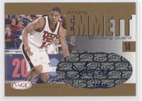 Andre Emmett /110