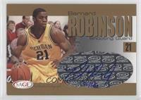 Bernard Robinson /100