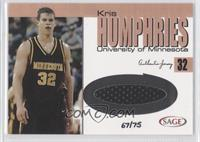 Kris Humphries /75