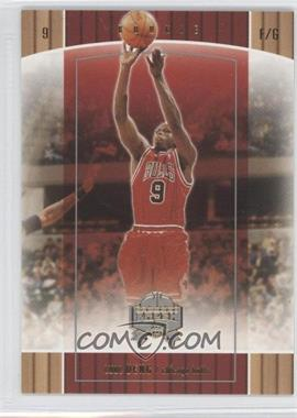 2004-05 Skybox Fresh Ink 50 Parallel #112 - Luol Deng /50