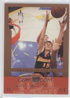 2004-05 Skybox L.E. Retail #86 - Andris Biedrins