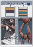 Baron Davis, J.R. Smith /10